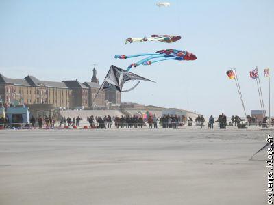 festival des cerfs volants a berck